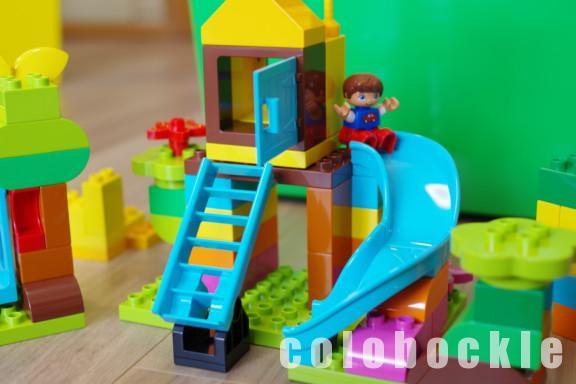 LEGODUPLOレゴデュプロ みどりのコンテナこうえん