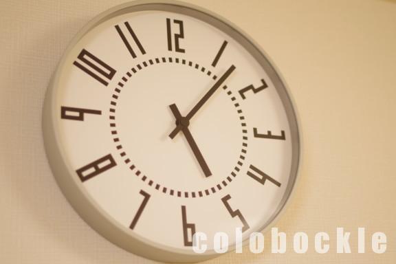 ekiclockエキクロック札幌駅掛け時計北欧