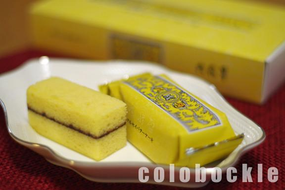 六花亭マルセイバターケーキ