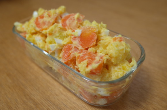 シャープヘルシオホットクックレシピポテトサラダ